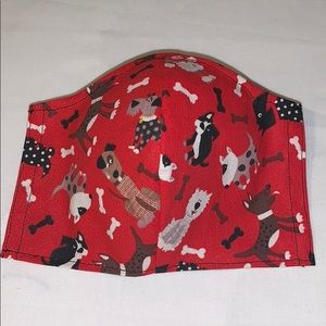 Other - Dogs print Kids Face Mask